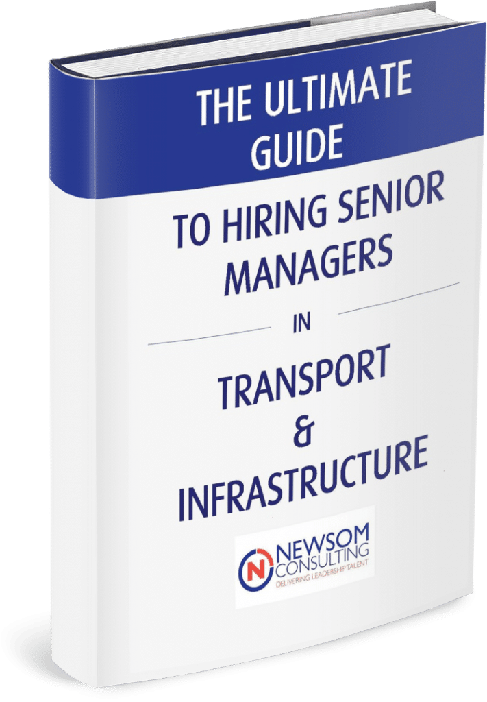 Hiring managers in transport and infrastructure eBook