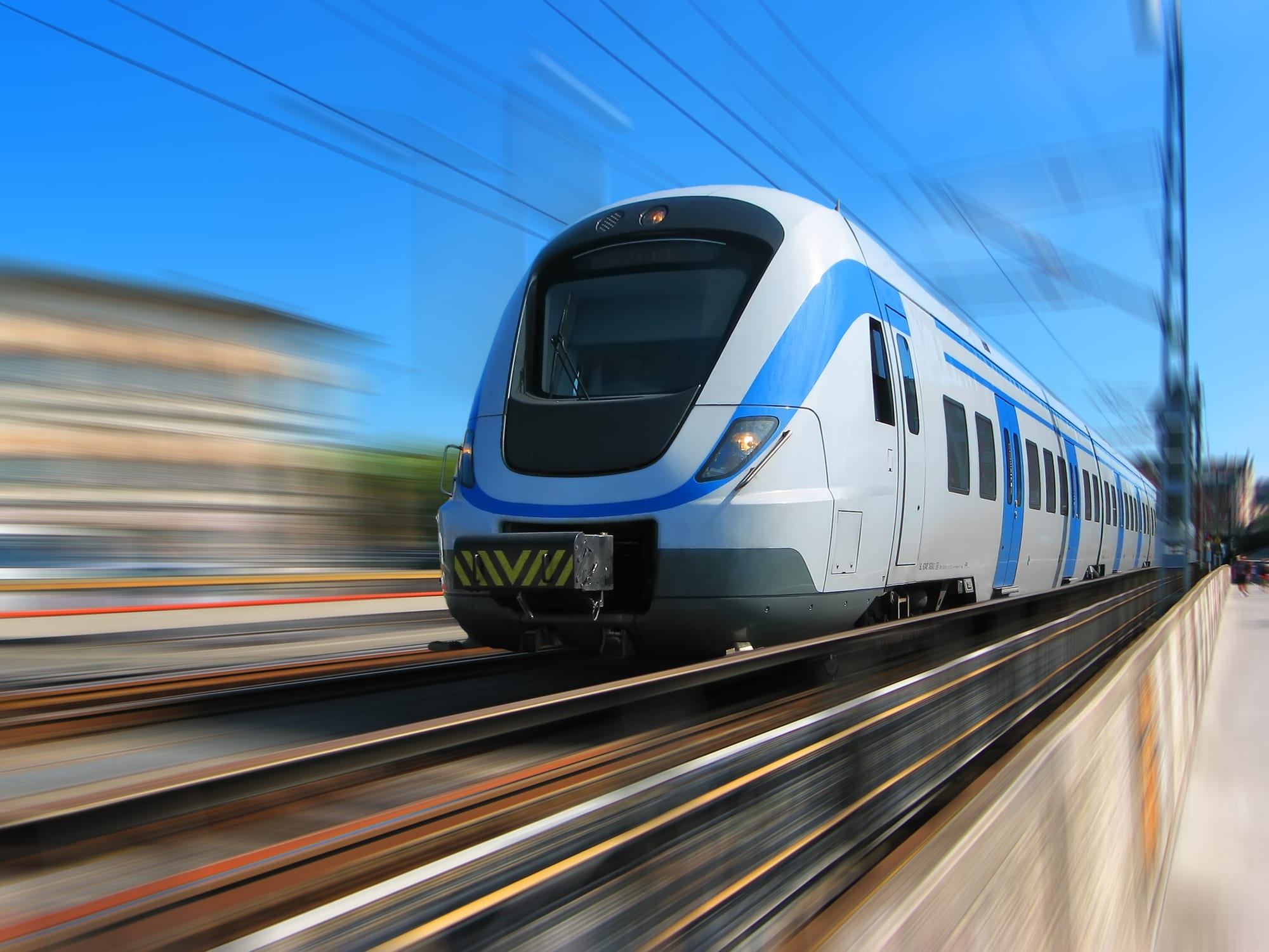 high speed rail and infrastructure movers and shakers